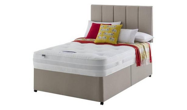 Silentnight Walton 1200 Luxury Divan Bed - Superking. offer at £799.2