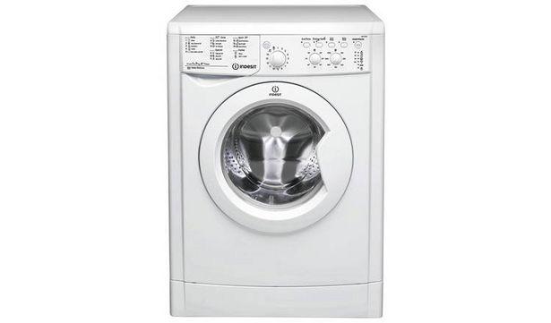 Indesit IWC71252 7KG 1200 Spin Washing Machine - White offer at £175.99
