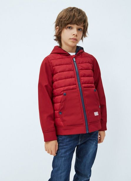 ALMOND HOODED JACKET offer at £38