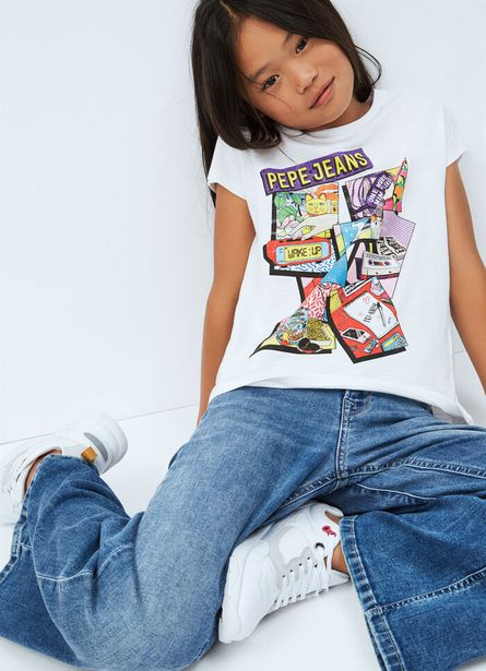 PHOEBE VINTAGE STYLE T-SHIRT offer at £27