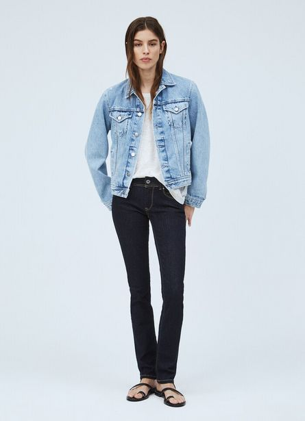 NEW BROOKE SLIM FIT MID WAIST JEANS offer at £70