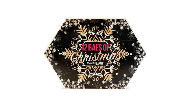 Maybelline Advent Calendar offer at £20