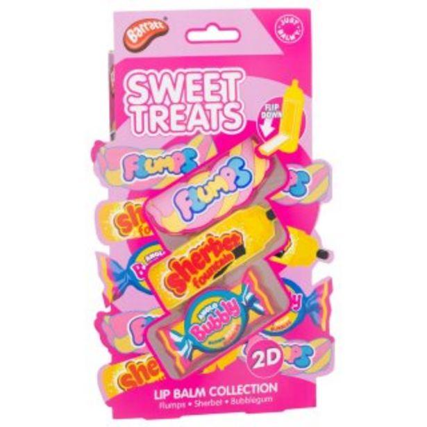 Just Balmy 2D Sweet Shop Lip Balm Set offer at £4