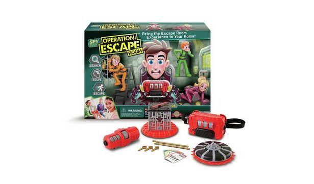 Operation Escape Room offer at £8