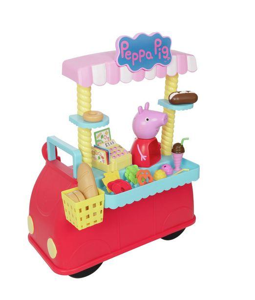 Peppa Pig Peppa's Deli Car offer at £37.5
