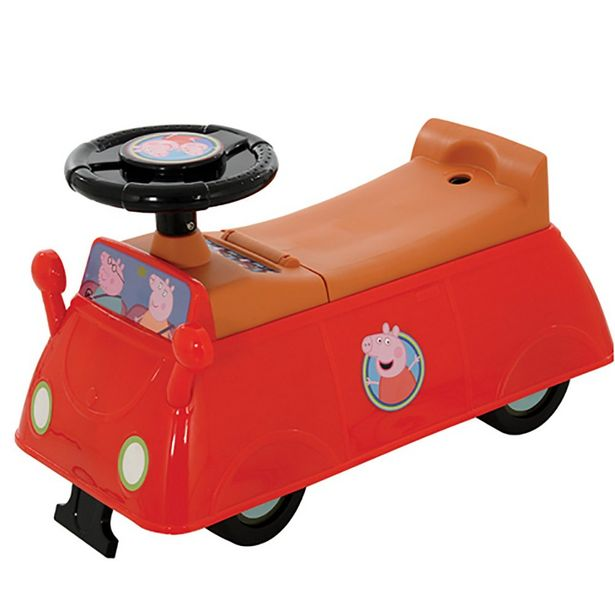 Peppa Pig Car Ride On offer at £22.4