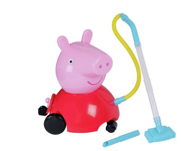 Peppa Pig Peppa's Vacuum Cleaner Activity Toy offer at £20