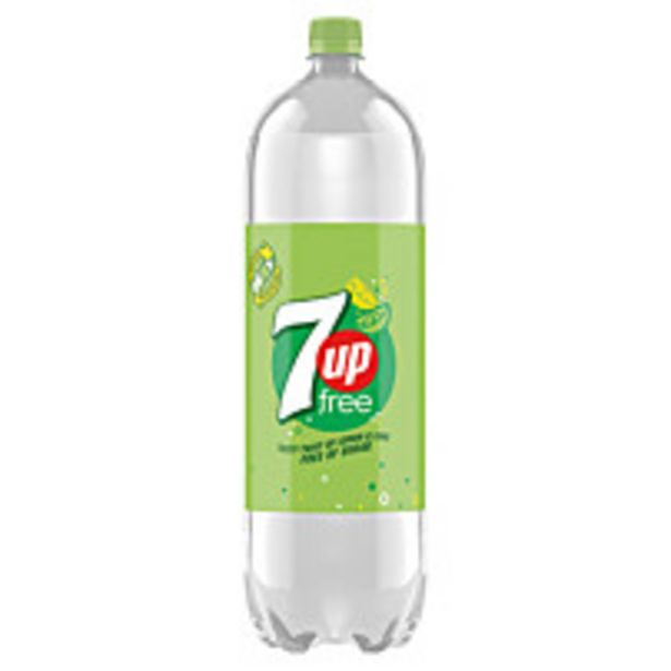 7 Up Free Of Sugar 2ltr offer at £1.25
