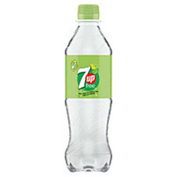 7 Up Sugar Free 500ml offer at £2