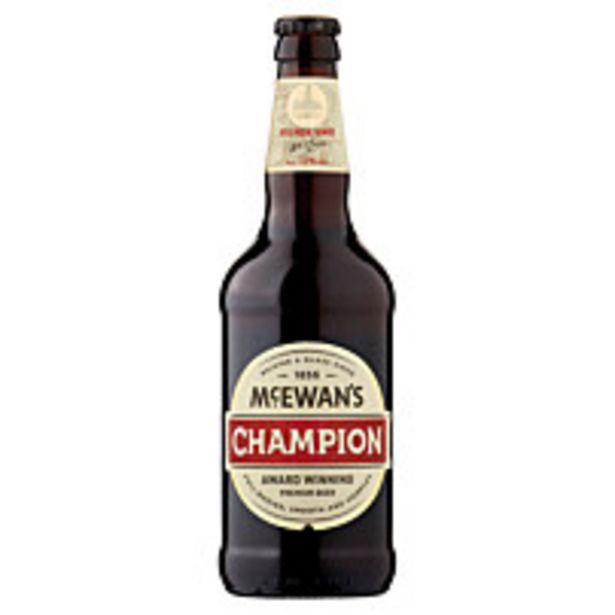 Mcewans Champion Premium Beer 500ml offer at £4