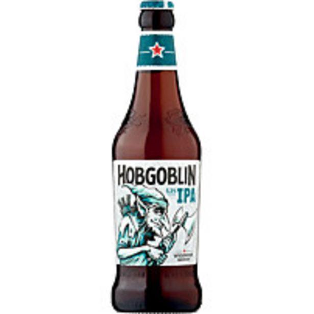 Hobgoblin Ruby Beer 500ml offer at £4