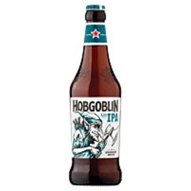 Hobgoblin IPA Ale Beer 500ml offer at £4