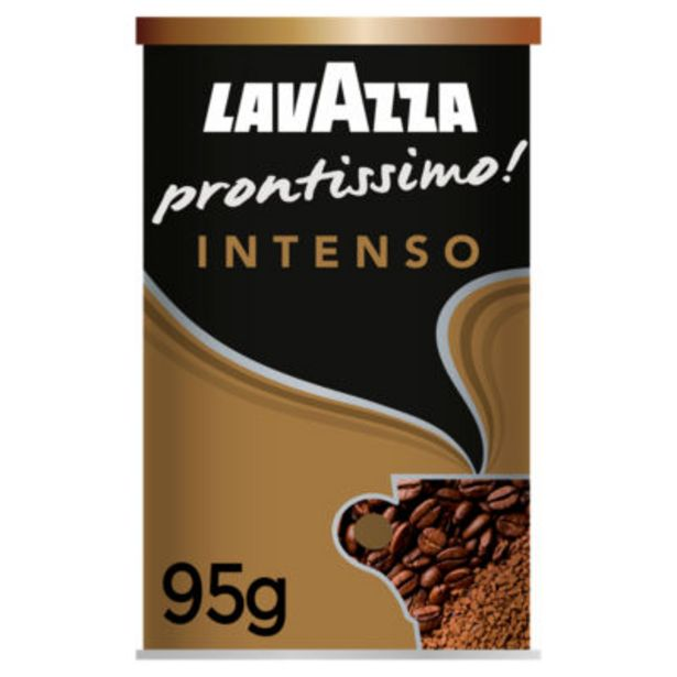 Prontissimo Intenso Instant Coffee offer at £2.5