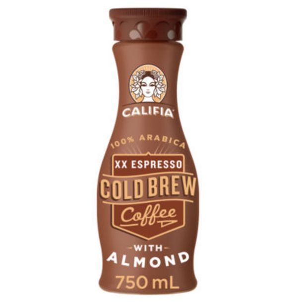 XX Espresso Cold Brew Coffee with Almond offer at £2