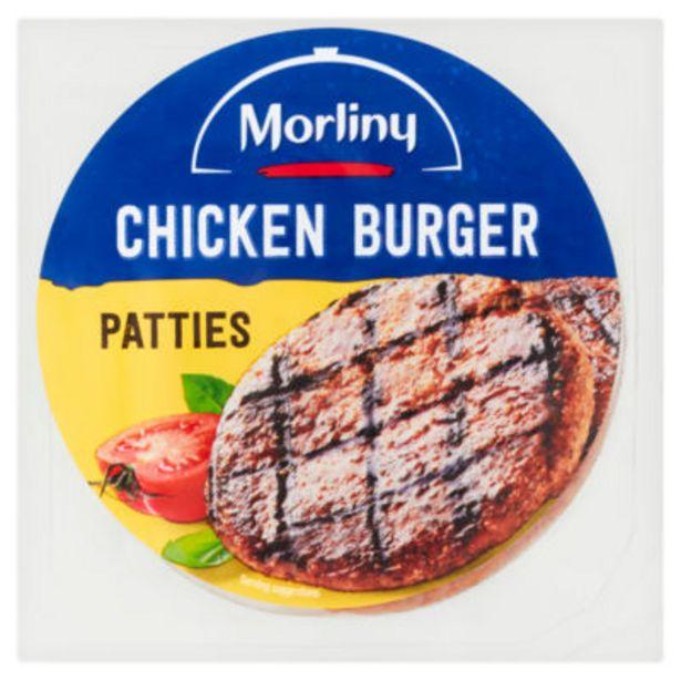 Chicken Burger offer at £0.7
