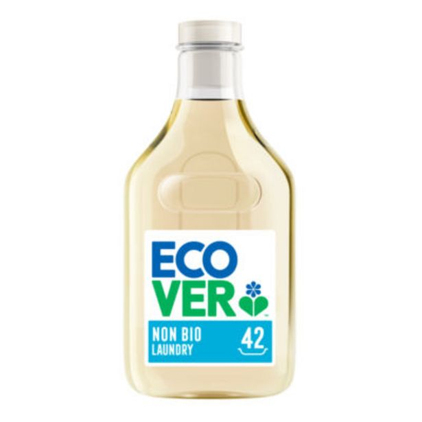 Non-Bio Lavender & Sandalwood Washing Liquid 42 Washes offer at £6