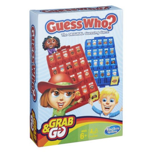 Grab and Go Games offer at £5
