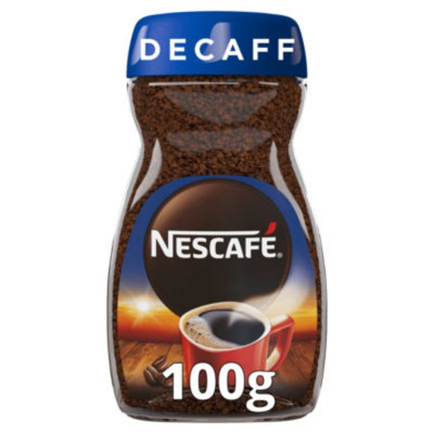 Original Decaff Instant Coffee offer at £2