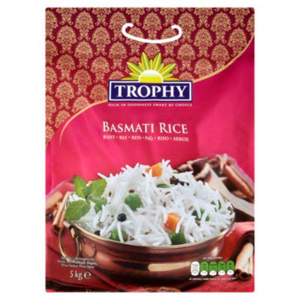 Basmati Rice offer at £6