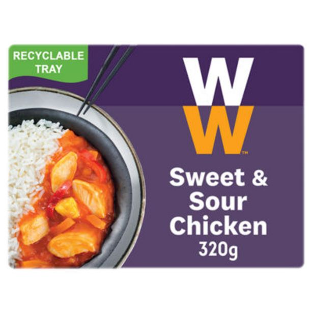 From Heinz Chicken Sweet & Sour offer at £1.5