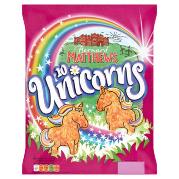 10 Turkey Unicorns offer at £1.6