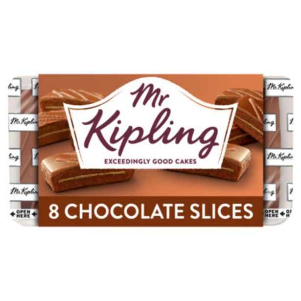 Chocolate Slices offer at £1.15