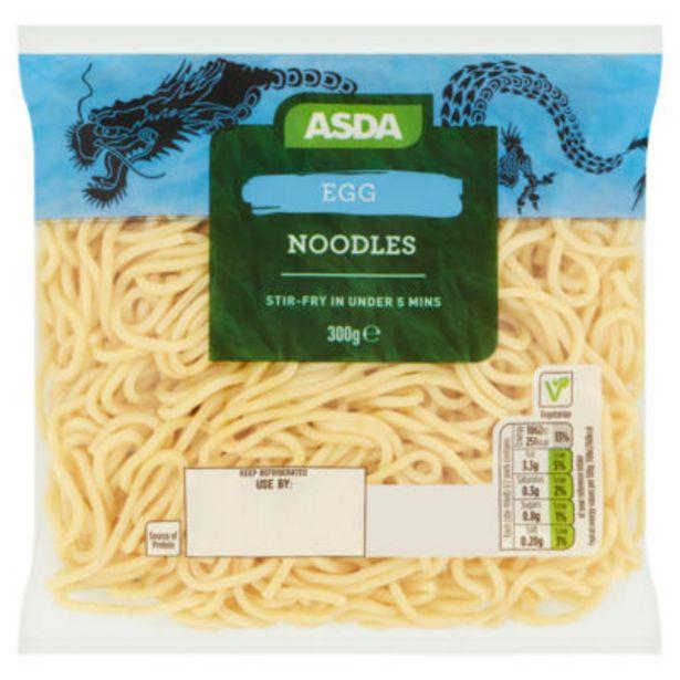 Egg Noodles offer at £1