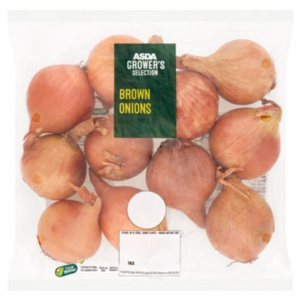 Brown Onions offer at £0.65