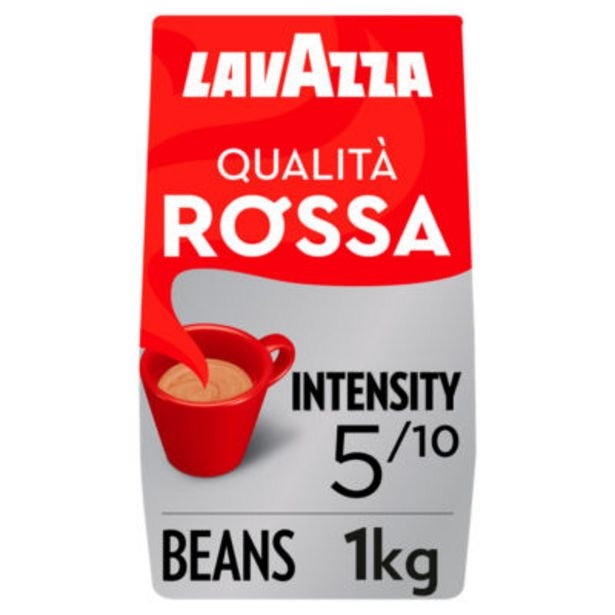 Qualità Rossa Coffee Beans offer at £12