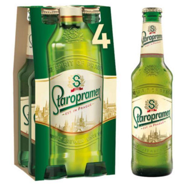 Premium Lager offer at £4.75