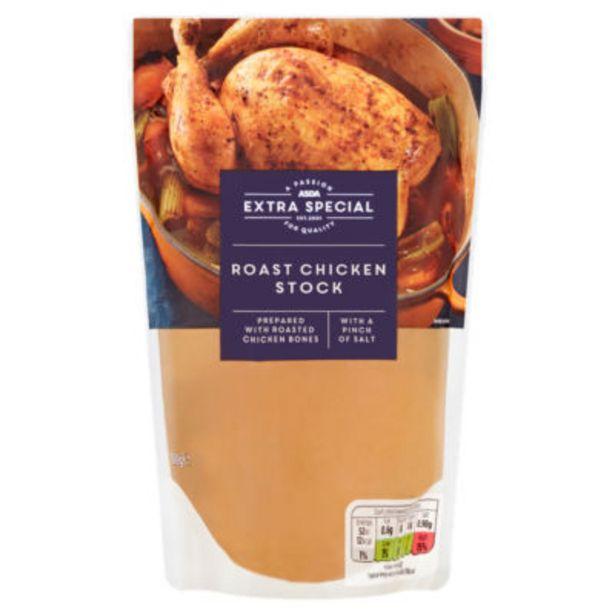 Roast Chicken Stock offer at £1.5
