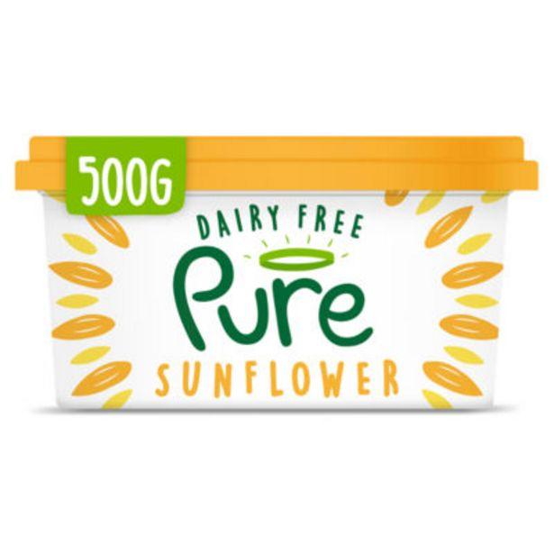 Dairy Free Vegan Sunflower Spread offer at £1.25
