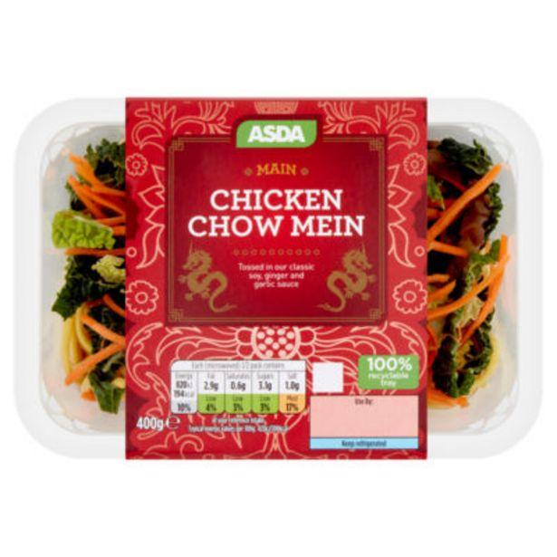 Chicken Chow Mein offer at £2.75