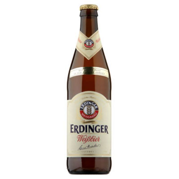 Weissbier Wheat Beer offer at £1.9