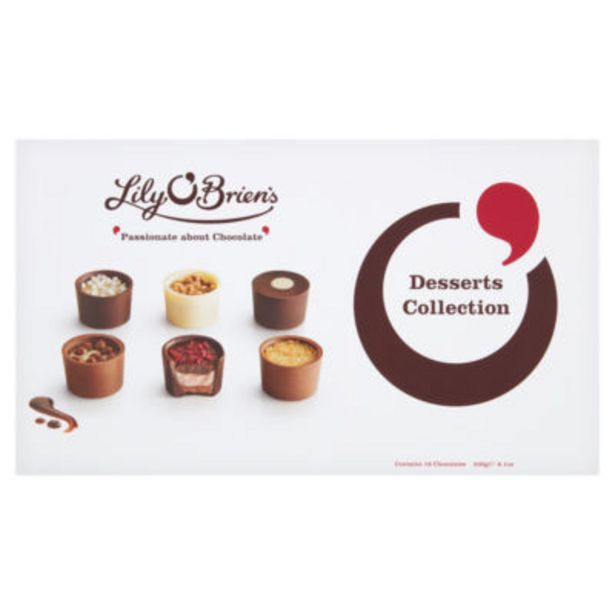 Desserts Collection offer at £6