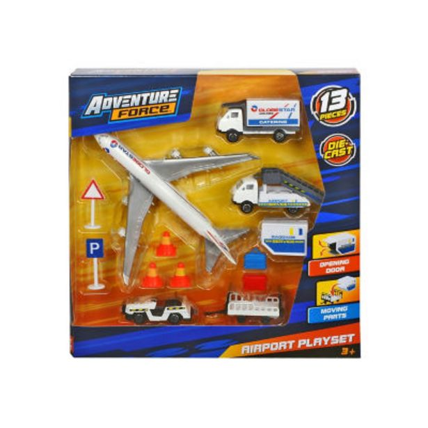 Airport Playset  (3+ Years) offer at £6