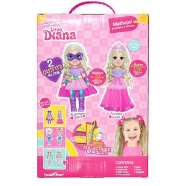 33cm Doll Mashup Princess offer at £20