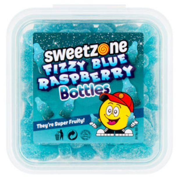 Fizzy Blue Raspberry Bottles offer at £1