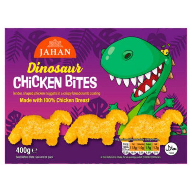 Dinosaur Chicken Bites offer at £2