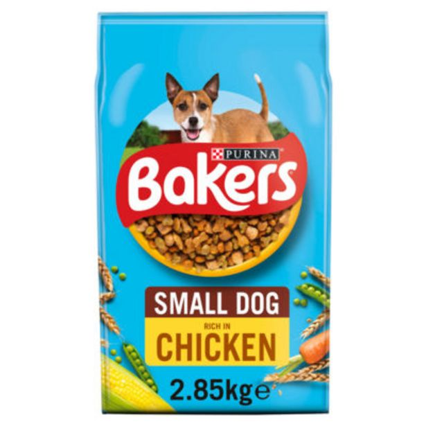 Small Dry Dog Food Chicken and Veg offer at £5.5