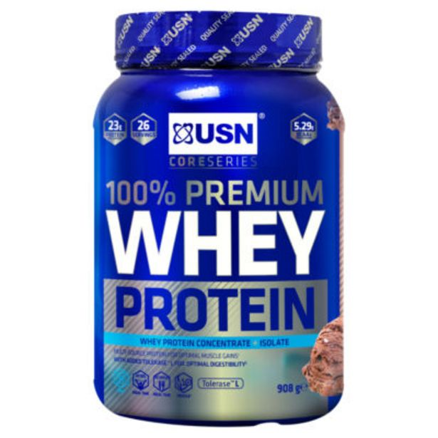 Core Series 100% Premium Whey Protein Chocolate Flavour offer at £20