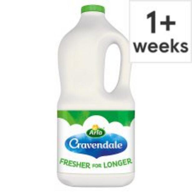 Cravendale Semi Skimmed Milk 2 Litre offer at £1.9