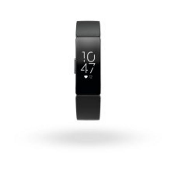 Fitbit Inspire Hr Black Fitness Band offer at £59