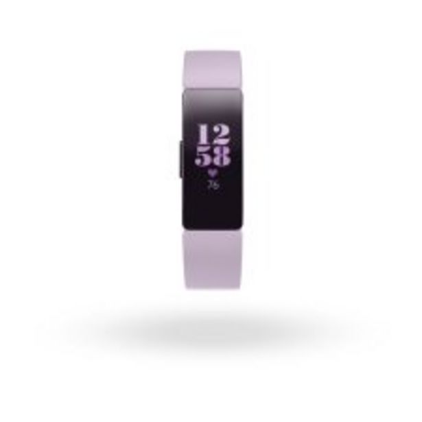 Fitbit Inspire Hr Lilac Fitness Band offer at £59