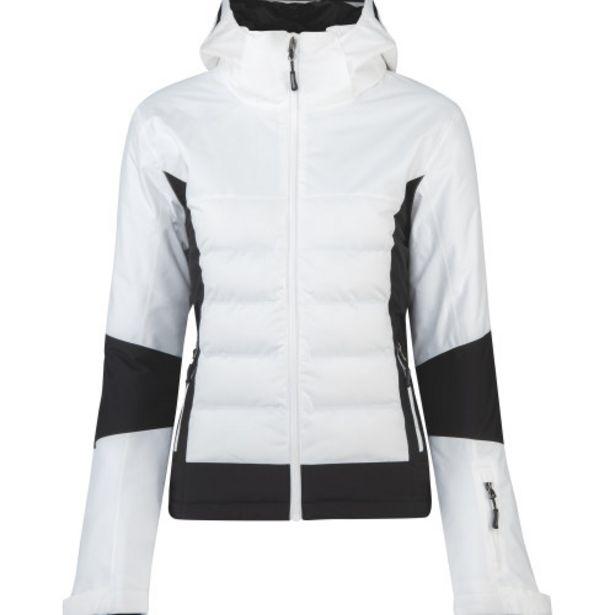 Inoc Ladies' Black/White Ski Jacket offer at £44.99