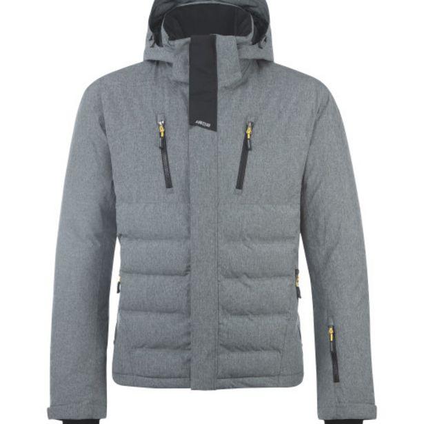 Inoc Men's Grey Ski Jacket offer at £44.99