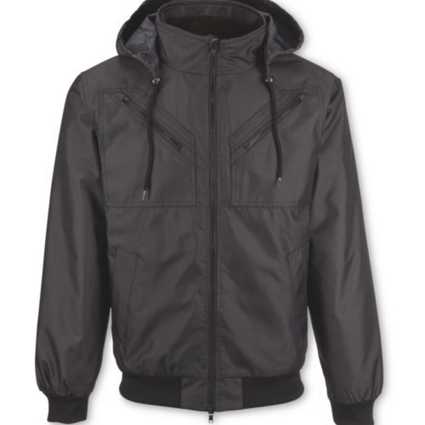 Men's Black Workwear Jacket offer at £19.99