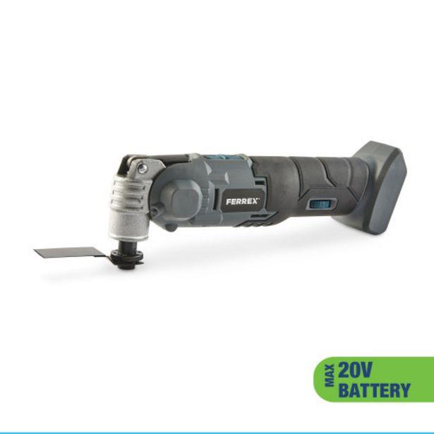 Ferrex 20V Multi Tool offer at £25