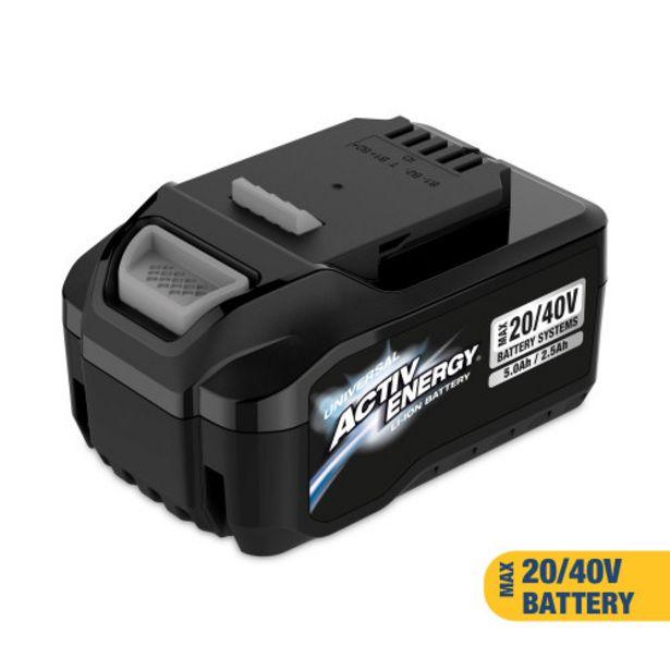 Activ Energy 20V/40V Battery offer at £30