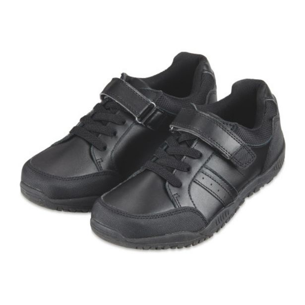Boy's Laced Leather Shoes offer at £6.99